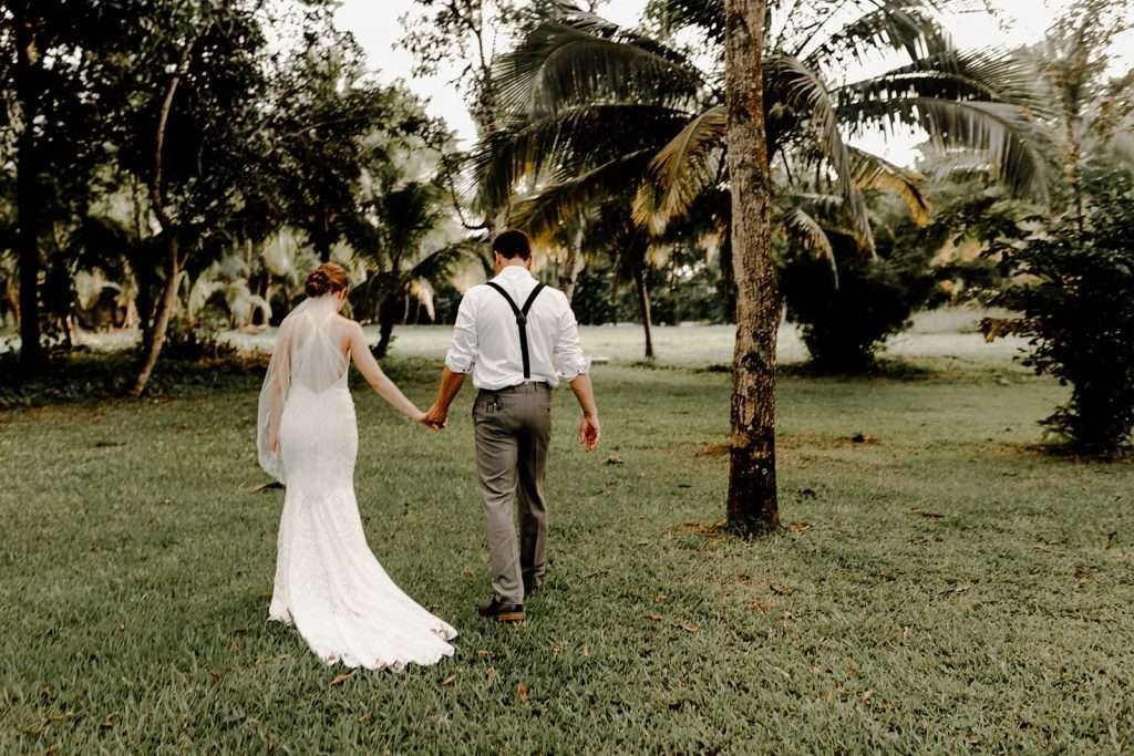Jamaica destination wedding riu palace tropical bay